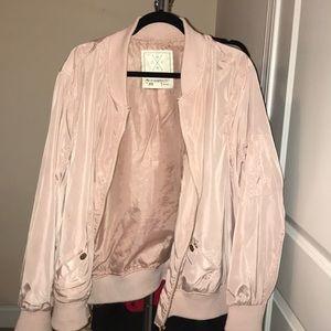 Siffon Coral Pink Jacket